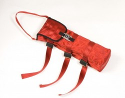 Safety2Go's Hydrant Wrench Bag has a reinforced base that lasts longer than standard bags.